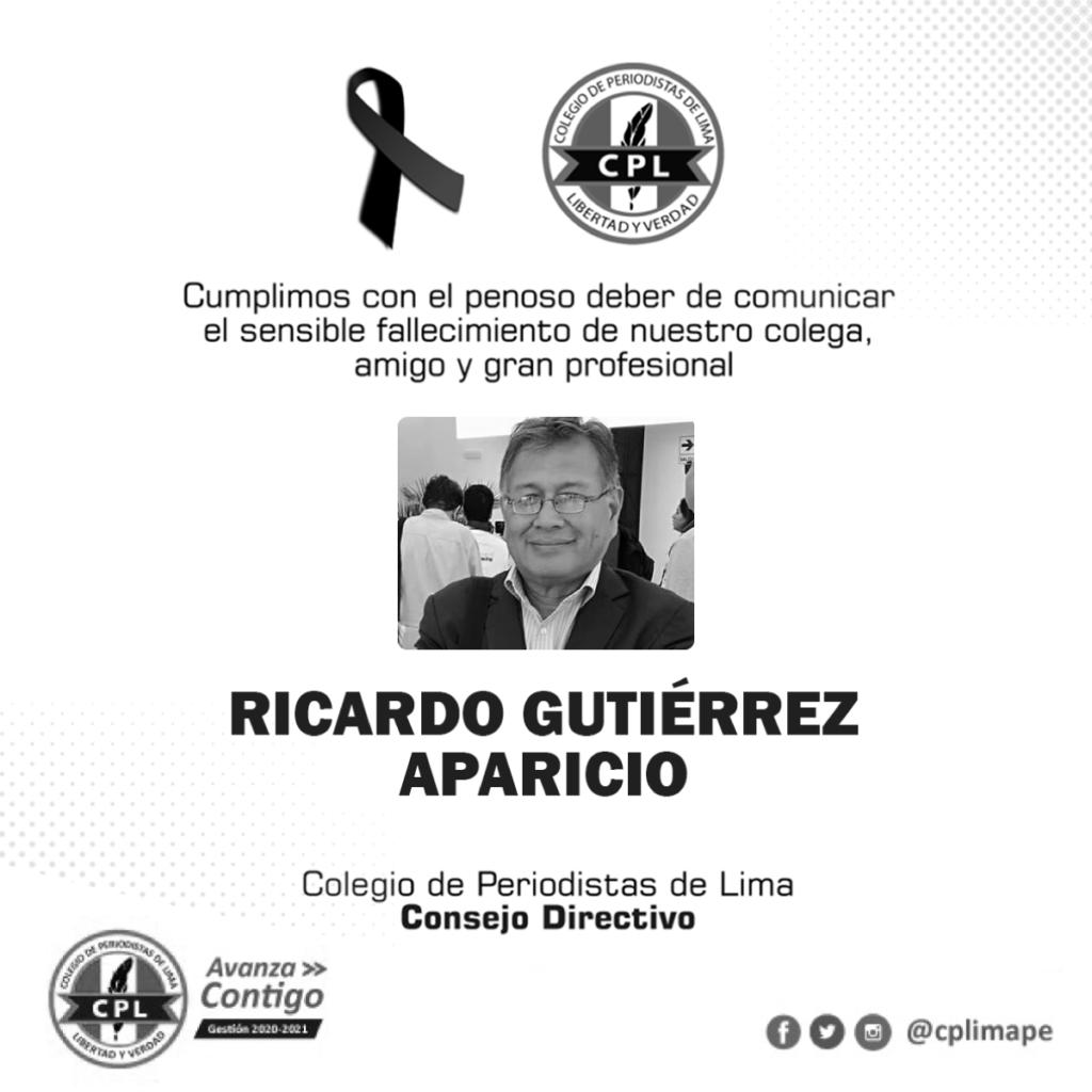 Ricardo Gutierrez Aparicio